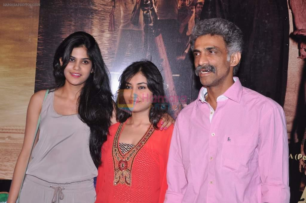Makrand Deshpande at Issaq premiere in Mumbai on 25th July 2013