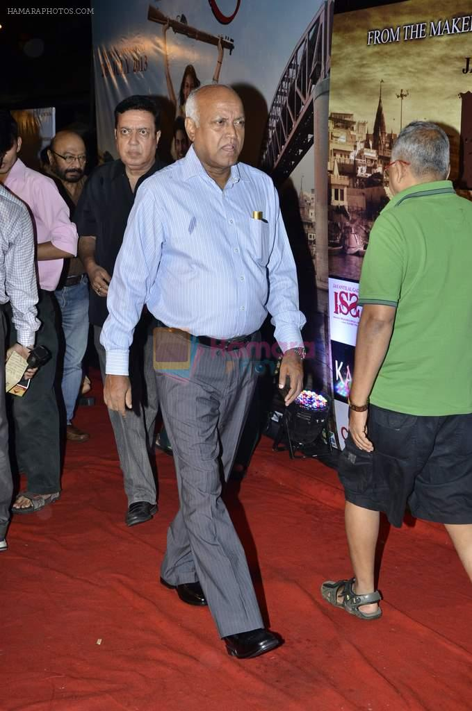 Manmohan Shetty at Issaq premiere in Mumbai on 25th July 2013