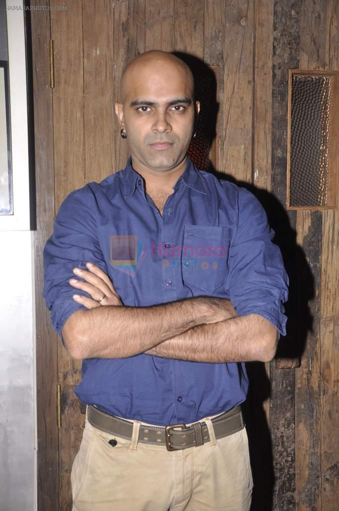 Raghu Ram at Anusha Dandekar's bash in Liv, Mumbai on 26th July 2013