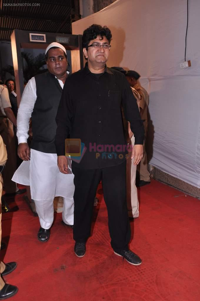 Parsoon Joshi at Sharad Pawar's Iftar Party in Hajj House, Mumbai on 26th July 2013