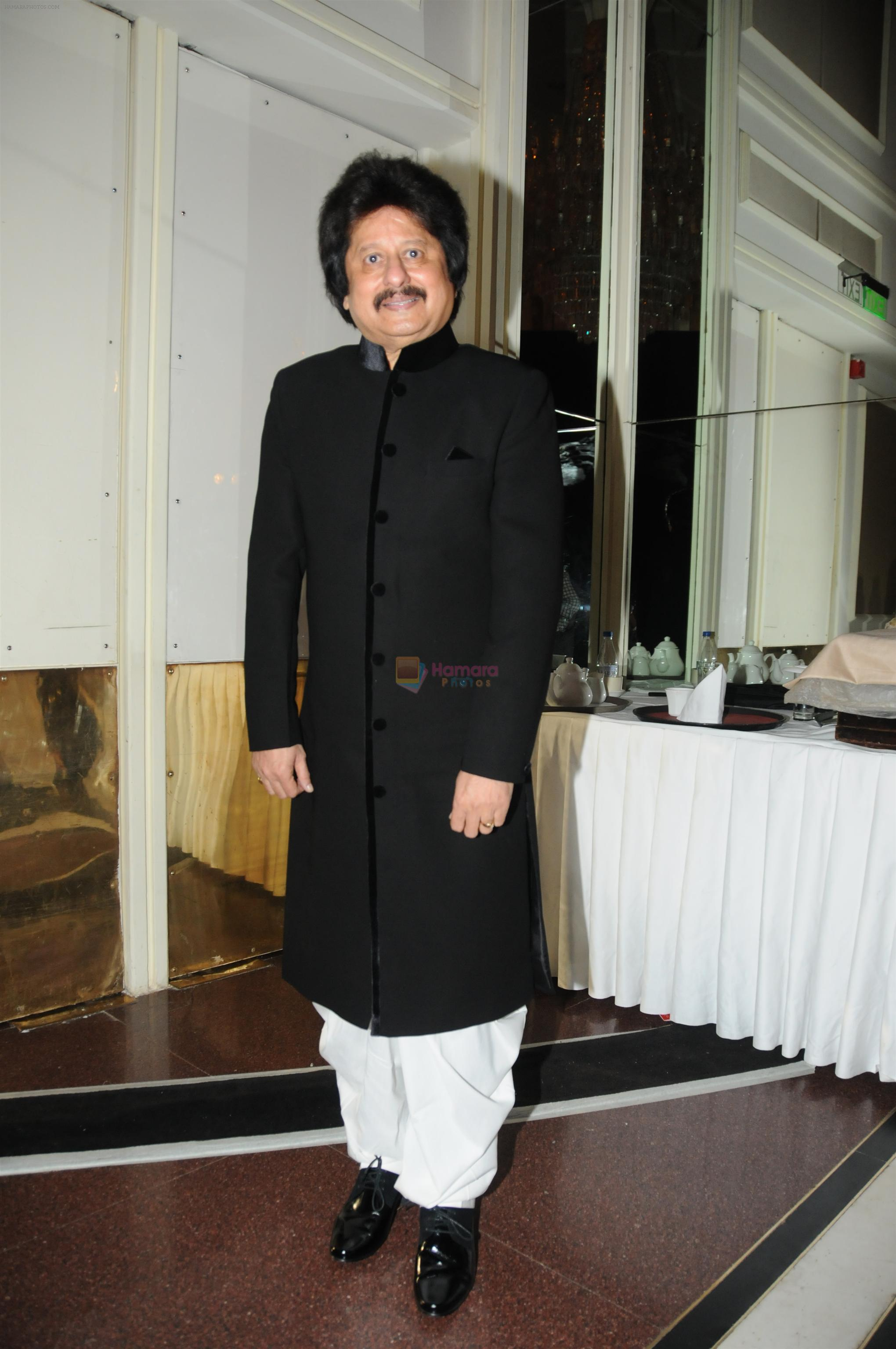 Pankaj Udhas's Khazana concert in Trident, Mumbai on 26th July 2013