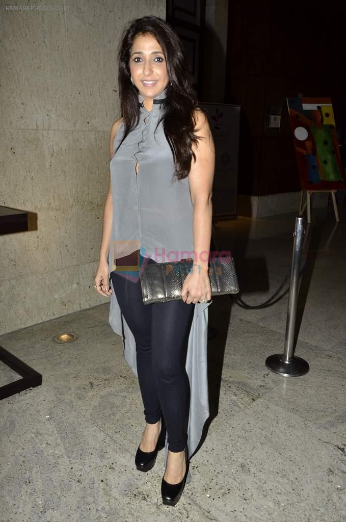 Krishika Lulla at Kiran Juneja Sippy's Respond Foundation launch in Mumbai on 26th July 2013