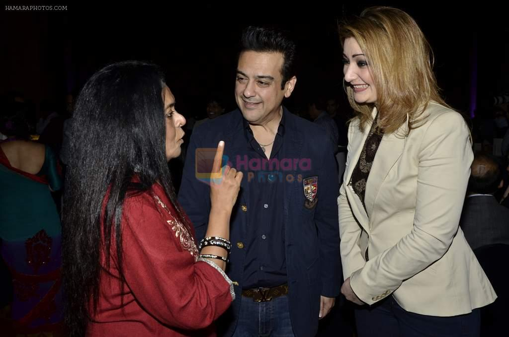 Adnan Sami at Kiran Juneja Sippy's Respond Foundation launch in Mumbai on 26th July 2013