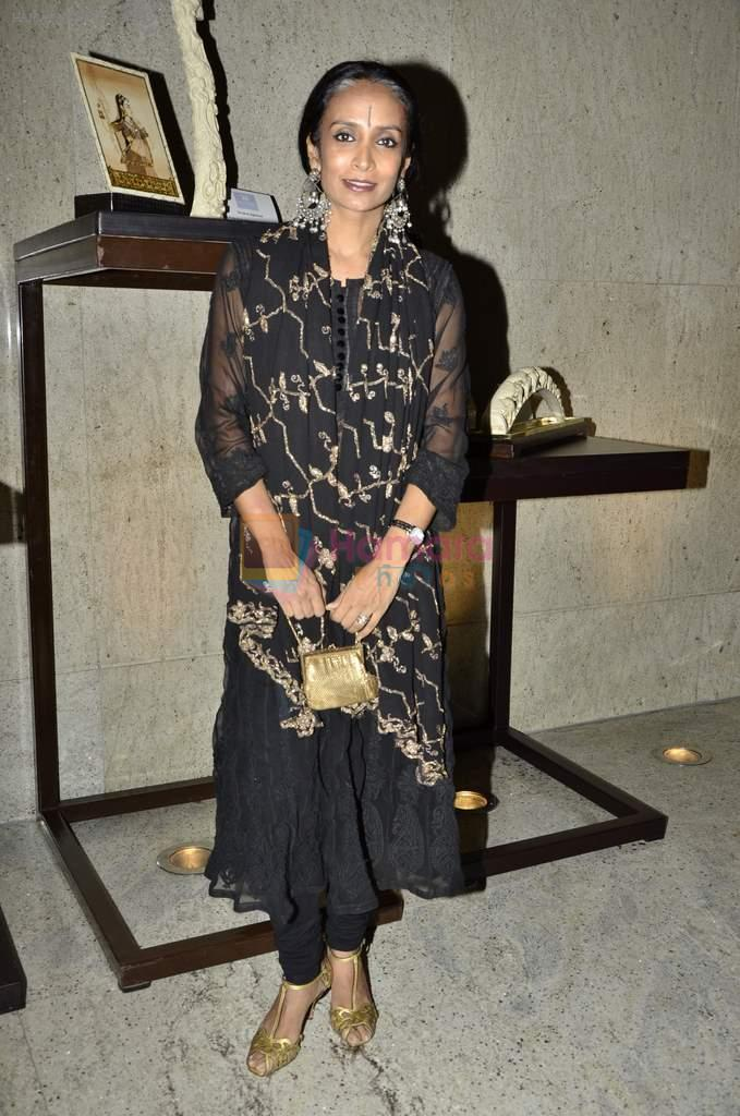 Suchitra Pillai at Kiran Juneja Sippy's Respond Foundation launch in Mumbai on 26th July 2013