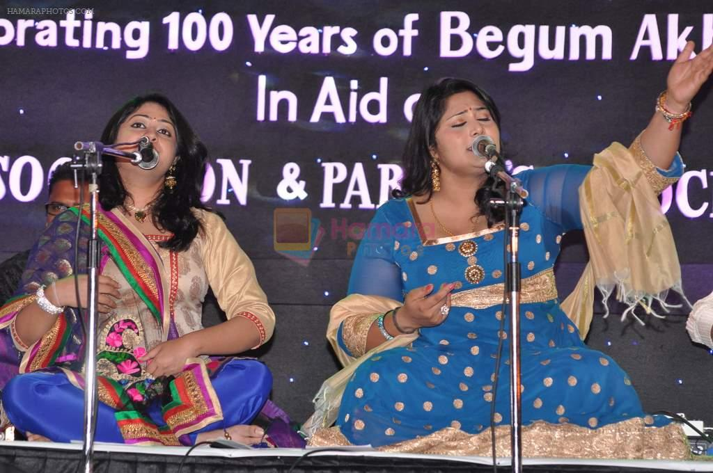 at Pankaj Udhas's Khazana concert in Trident, Mumbai on 26th July 2013
