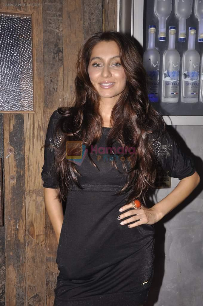 Anusha Dandekar at Anusha Dandekar's bash in Liv, Mumbai on 26th July 2013