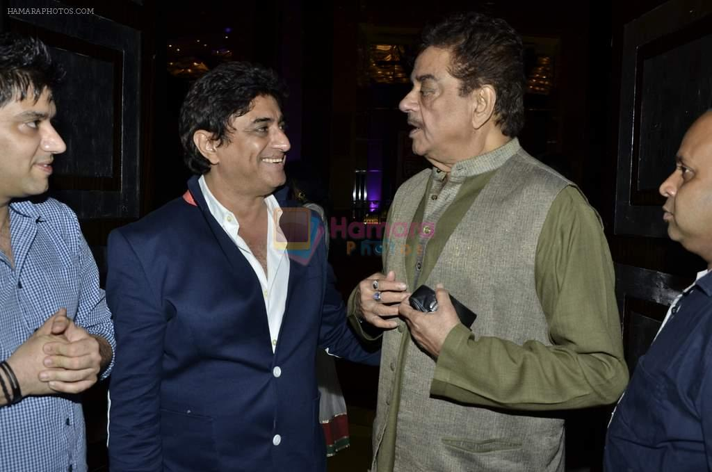 Shatrughan Sinha at Kiran Juneja Sippy's Respond Foundation launch in Mumbai on 26th July 2013