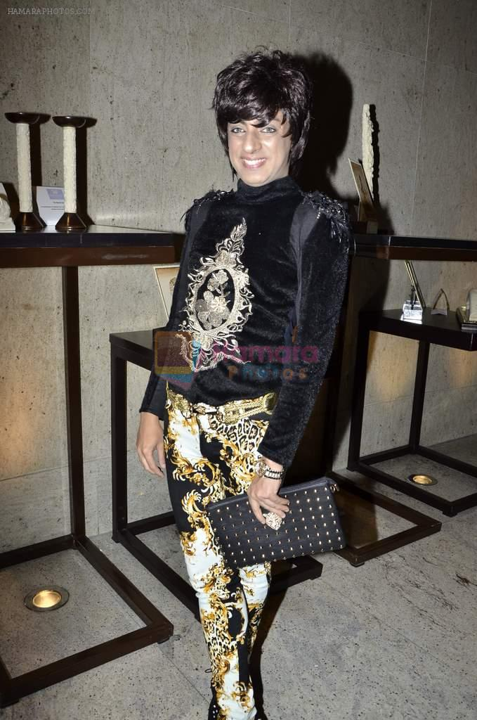 Rohit Verma at Kiran Juneja Sippy's Respond Foundation launch in Mumbai on 26th July 2013