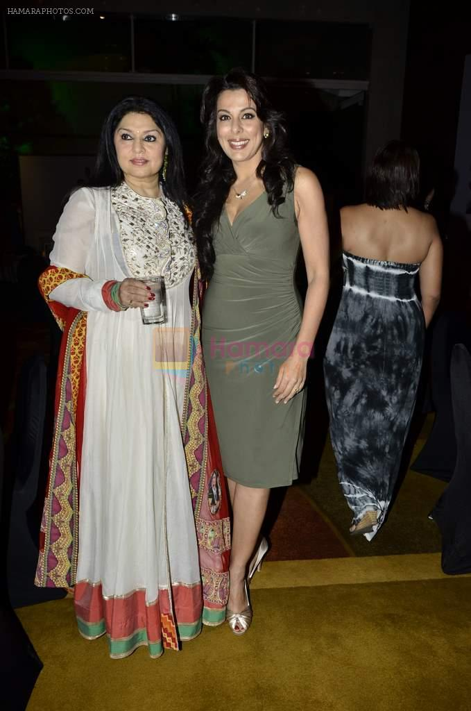 Pooja Bedi, Kiran Juneja Sippy at Kiran Juneja Sippy's Respond Foundation launch in Mumbai on 26th July 2013