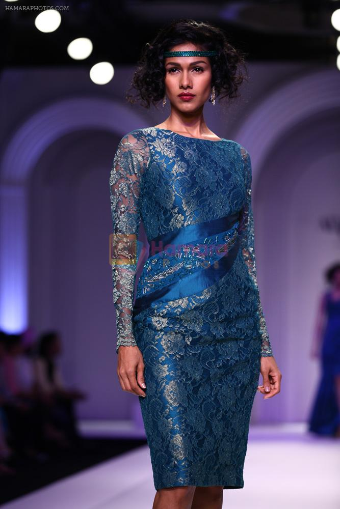 Model walks for Designer Adarsh Gill in Delhi on 27th July 2013