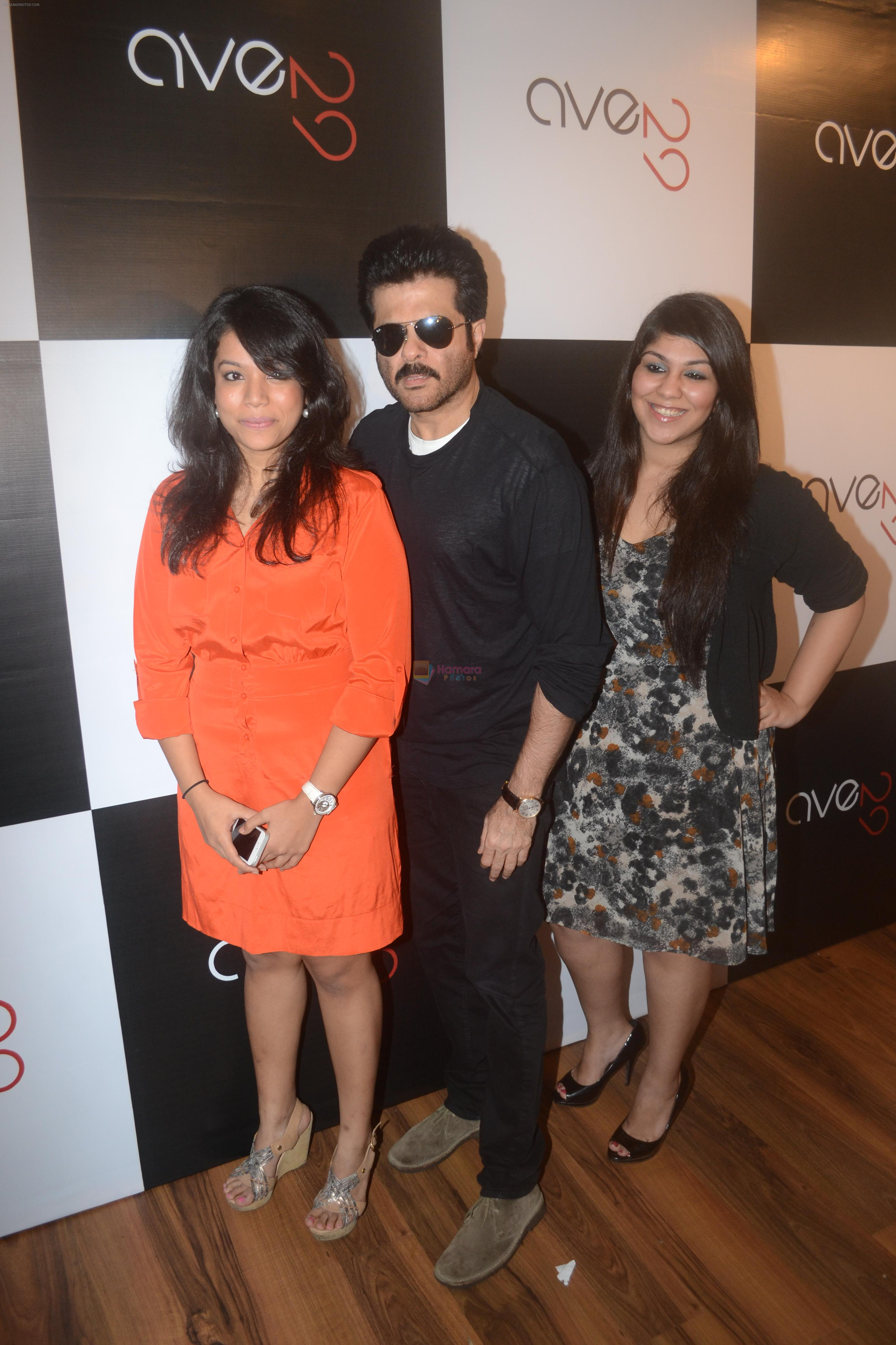 Anil Kapoor celebrates the 1st Anniversary of Ave 29 in Mumbai on 27th July 2013