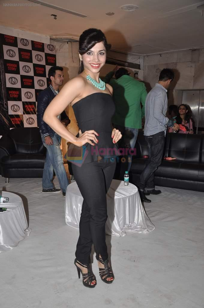 Aparna Bajpai at the launch of Horror story film in Tulip Star, Mumbai on 21st Aug 2013
