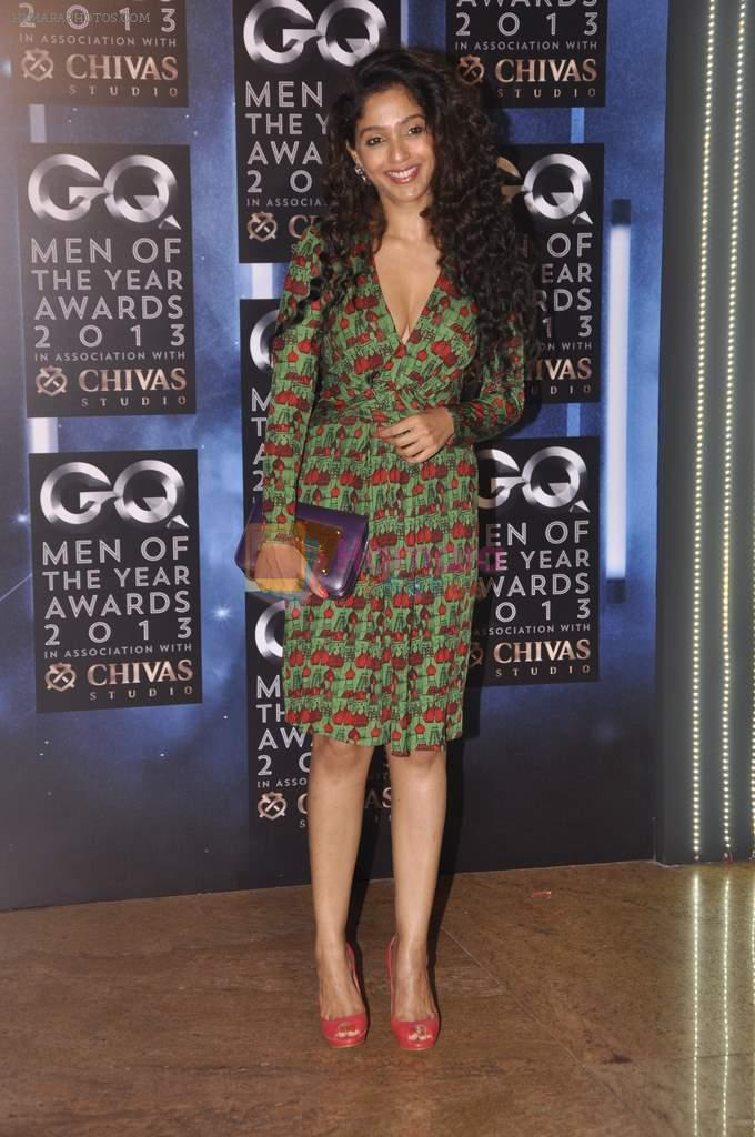 at GQ Men of the Year Awards 2013 in Mumbai on 29th Sept 2013