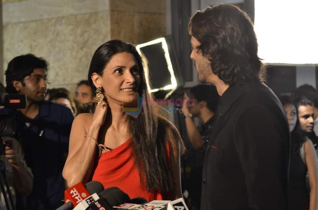 Arjun Rampal at GQ Men of the Year Awards 2013 in Mumbai on 29th Sept 2013