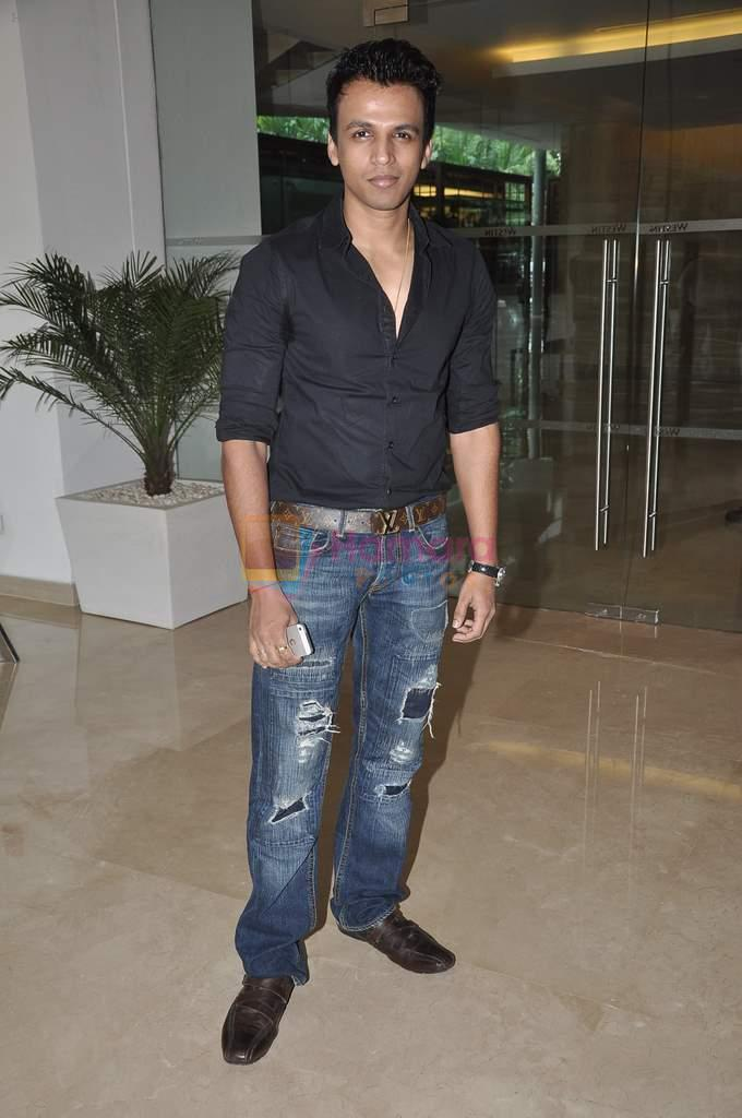 Abhijeet Sawant at Mangalashtak Once More music launch in Westin, Mumbai on 8th Oct 2013