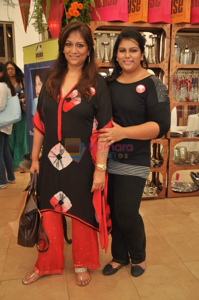 Sharmila Khanna at Araish in Mumbai on 8th Oct 2013