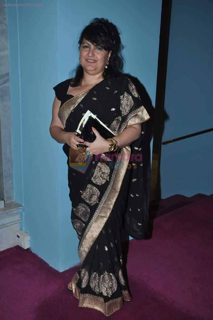 Raell Padamsee at Dr Batra's Positive awards in NCPA, Mumbai on 8th Oct 2013