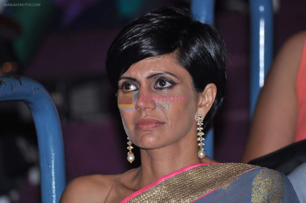 Mandira bedi at Dr Batra's Positive awards in NCPA, Mumbai on 8th Oct 2013
