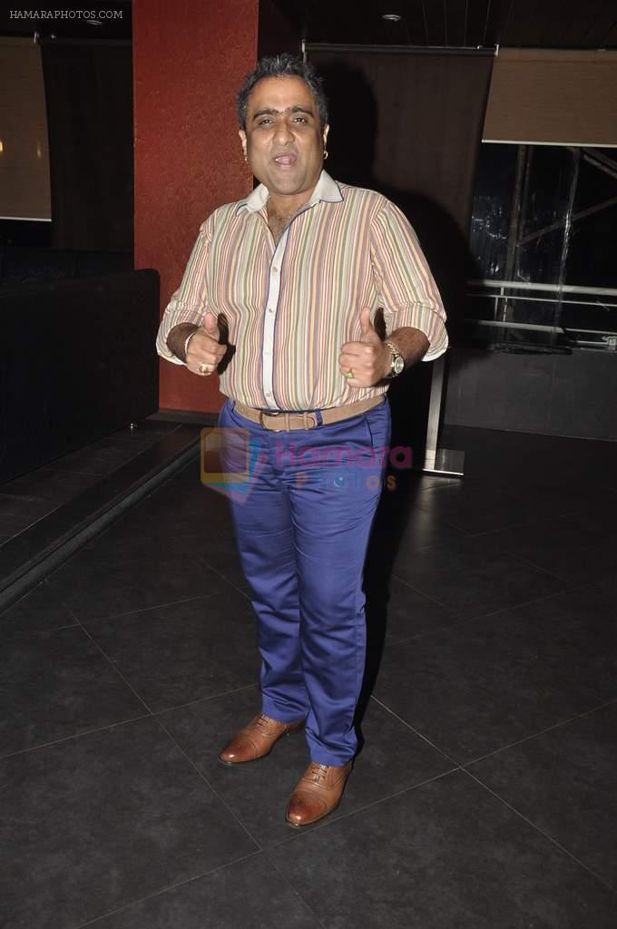 Kunal Ganjawala at Music Launch of Huff Its Too Much in Bandra, Mumbai on 9th Oct 2013