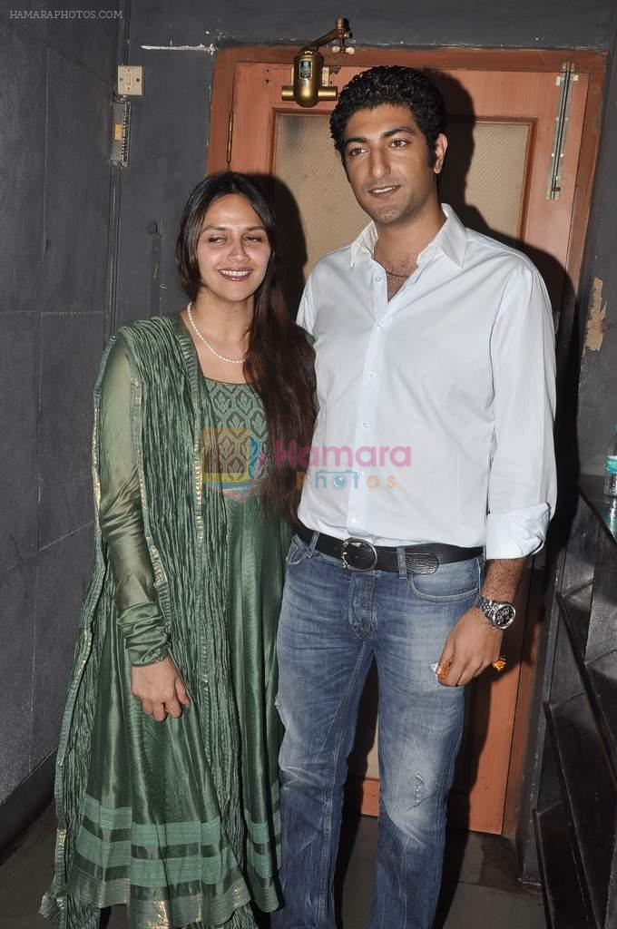 Ahana Deol at the launch of Hema Malini's devotional album in Isckon, Mumbai on 30th Oct 2013