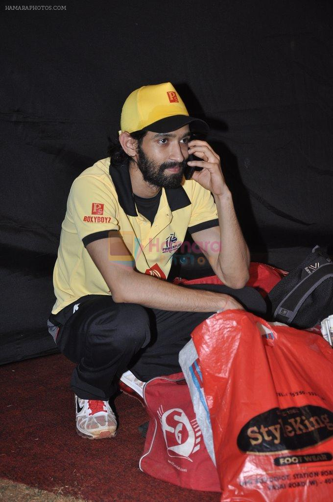 at ITA Cricket Match in Mumbai on 5th Dec 2013