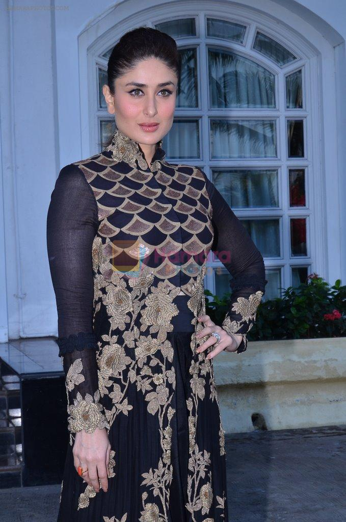 Kareena Kapoor at women's prevention app launch in Taj Land's End, Mumbai on 20th Dec 2013