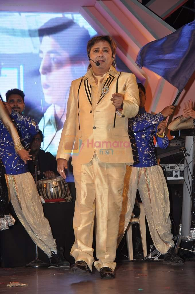 sukhwinder singh at Mulund Festival in Mumbai on 29th Dec 2013