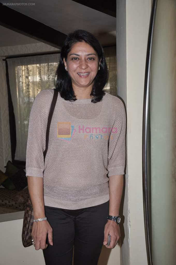 Priya Dutt at Krishna Hegde's brunch in Mumbai on 29th Dec 2013
