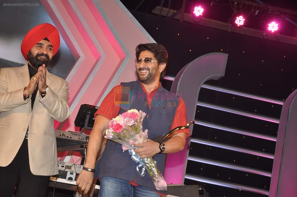 Arshad Warsi at Mulund Festival in Mumbai on 29th Dec 2013