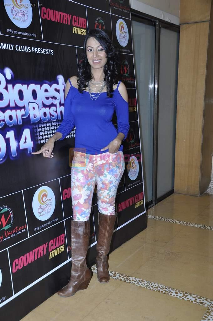 Kashmira Shah promote new years bash for Country Club in Andheri, Mumbai on 30th Dec 2013