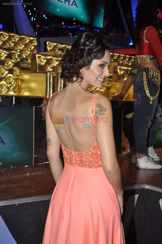 Bruna Abdullah at Nach Baliye new year's celeberations in Mumbai on 30th Dec 2013