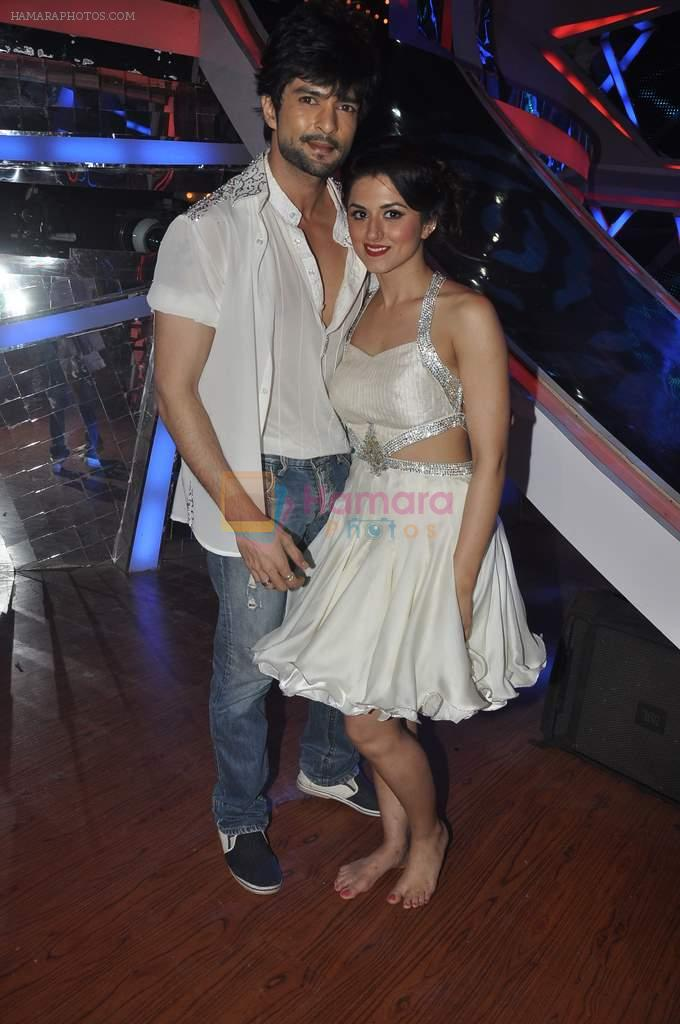 Riddhi Dogra at Nach Baliye new year's celeberations in Mumbai on 30th Dec 2013