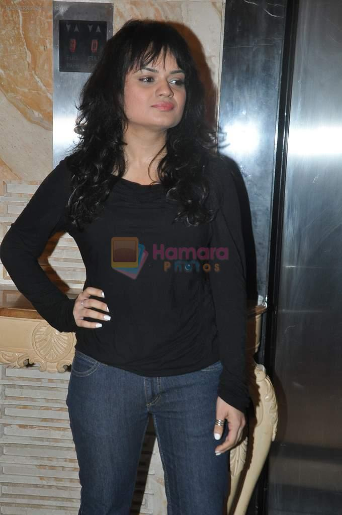 Aditi Singh Sharma at royalty meet in Sea Princess, Mumbai on 16th Jan 2014