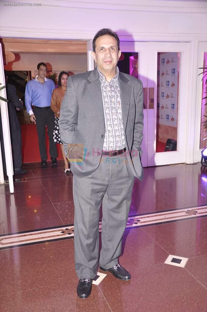 Parvez Damania at Marathon pre party hosted by Kingfisher in Trident, Mumbai on 17th Jan 2014