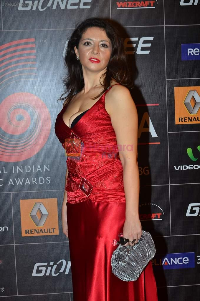 at 4th Gionne Star Global Indian Music Academy Awards in NSCI, Mumbai on 20th Jan 2014