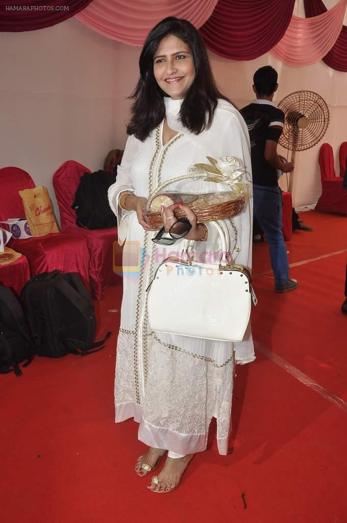 Kanchan Adhikari at Launch of Dr. Trasi's clinic La Piel in Oshiwara, Mumbai on 2nd Feb 2014