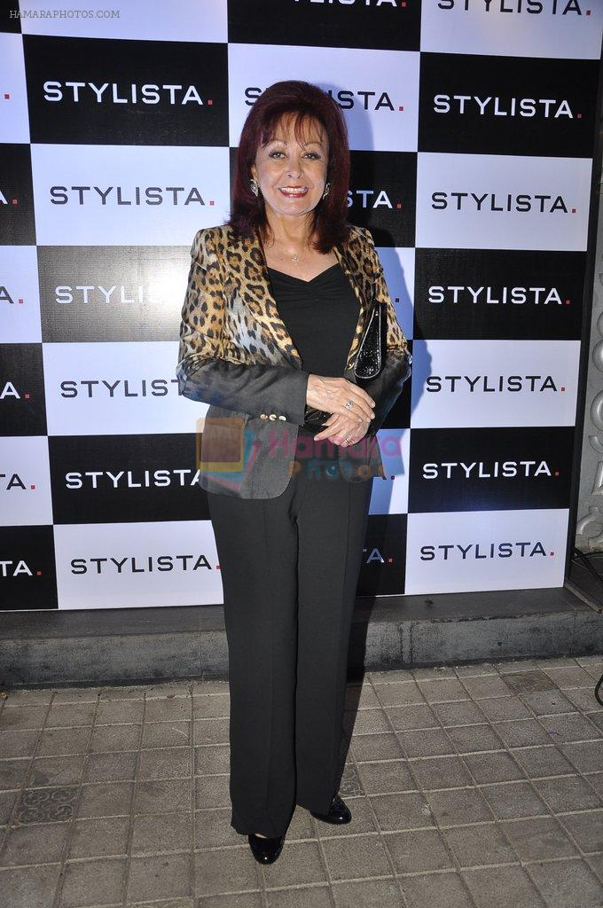 Maureen Wadia at Stylista bash in honour of Wendell Rodricks in 212, Mumbai on 5th March 2014