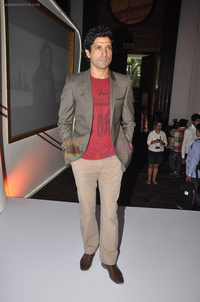 Farhan Akhtar at FICCI FRAMES 2014 seminar day 1 in Mumbai on 12th March 2014