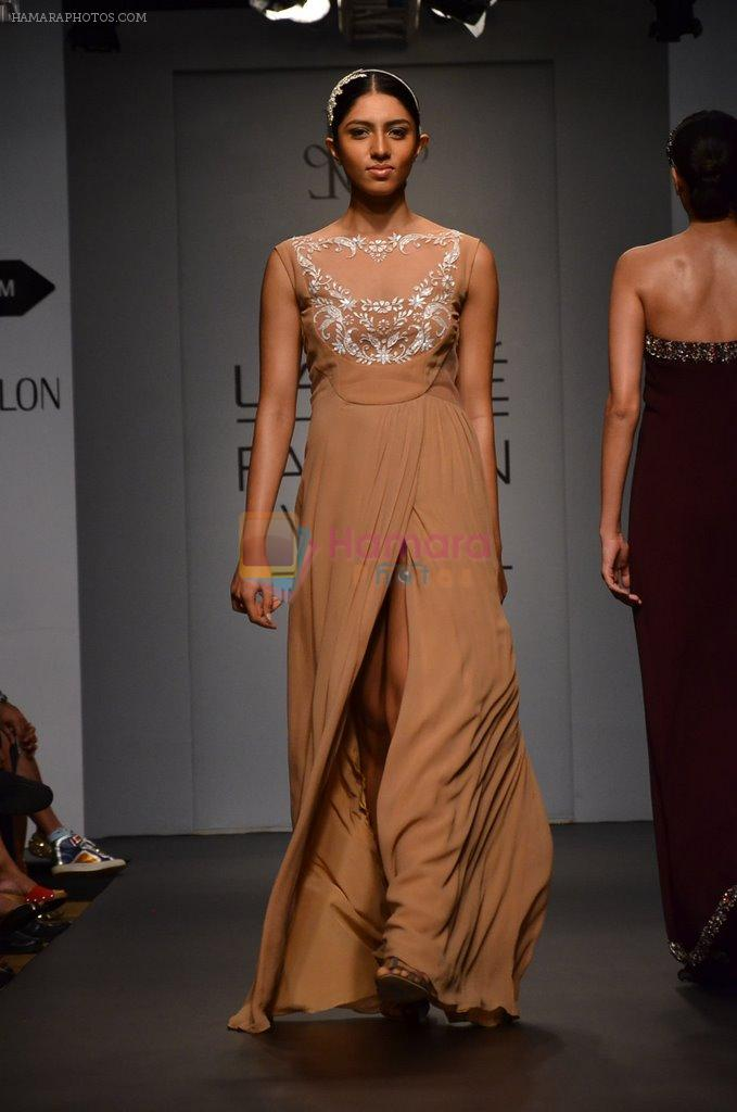 Model walk for Carleo Show at LFW 2014 Day 2 in Grand Hyatt, Mumbai on 13th March 2014
