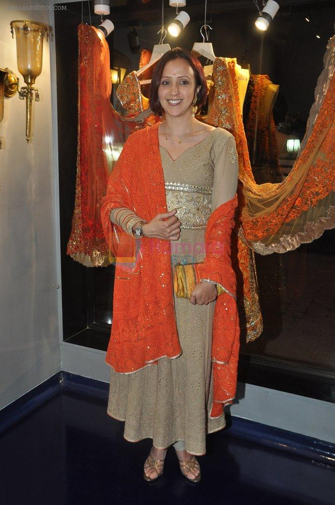 Ishita Arun at Mayur Girotra store opening in Bandra, Mumbai on 18th April 2014