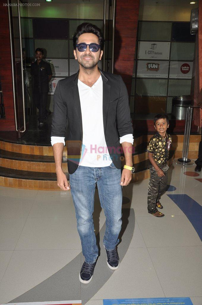 Ayushmann Khurrana at an event organised for Thalassemia patients in Mumbai on 4th May 2014