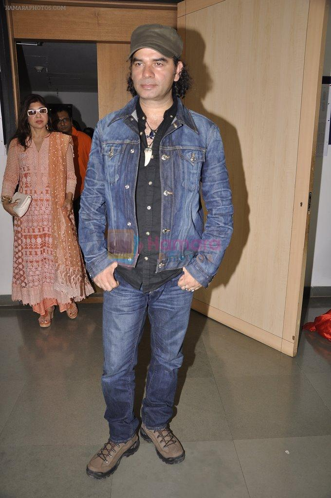 Mohit Chauhan at Whistling Woods celebrate Cinema in Filmcity, Mumbai on 17th May 2014