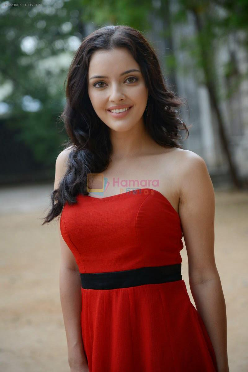 Kristina at Telugu Film Gali Pattam Press Meet on 2nd June 2014