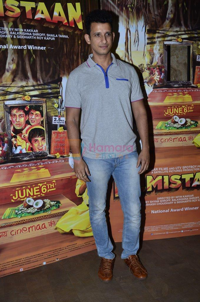 Sharman Joshi at Filmistaan special screening Lightbox, Mumbai on 3rd June 2014