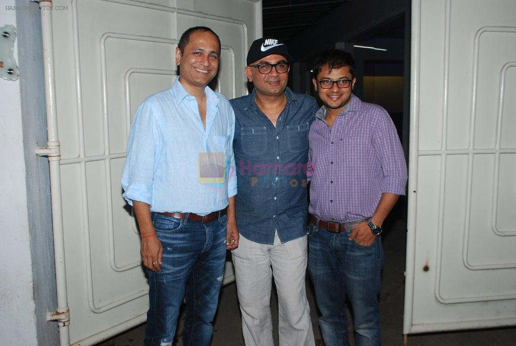 Vipul Shah at Holiday Screening in Mumbai on 4th June 2014