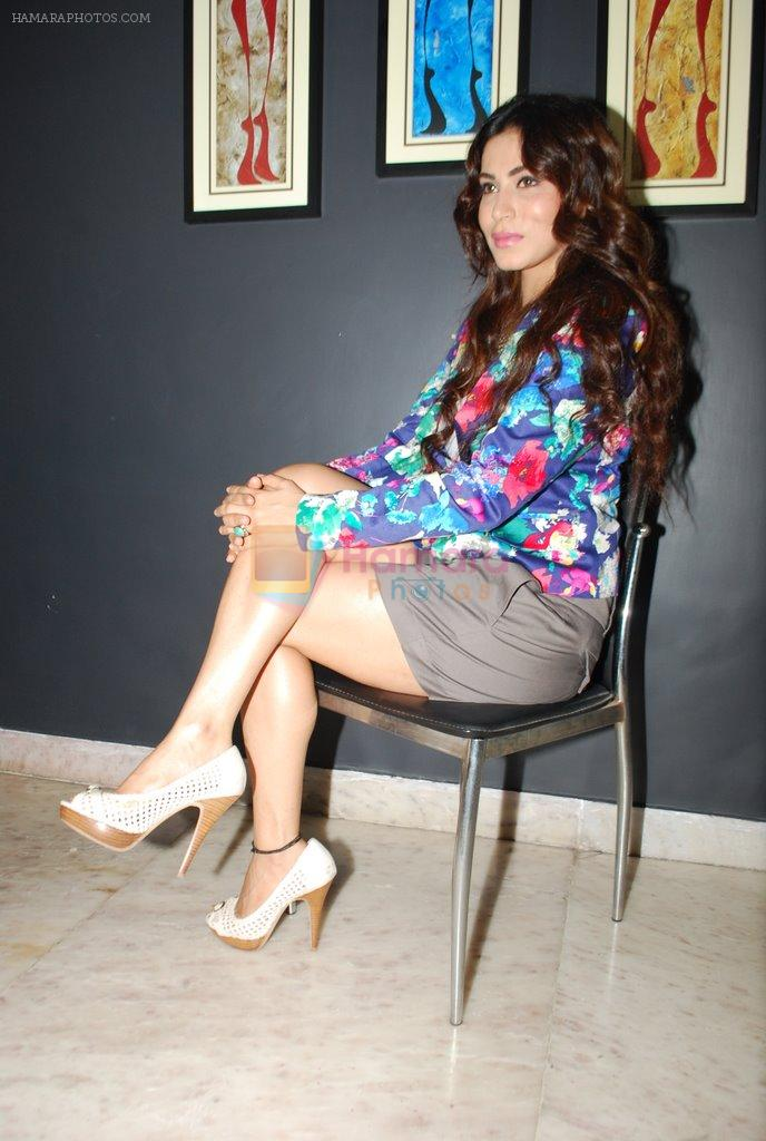 Mansha Bahl Photo Shoot on 4th June 2014