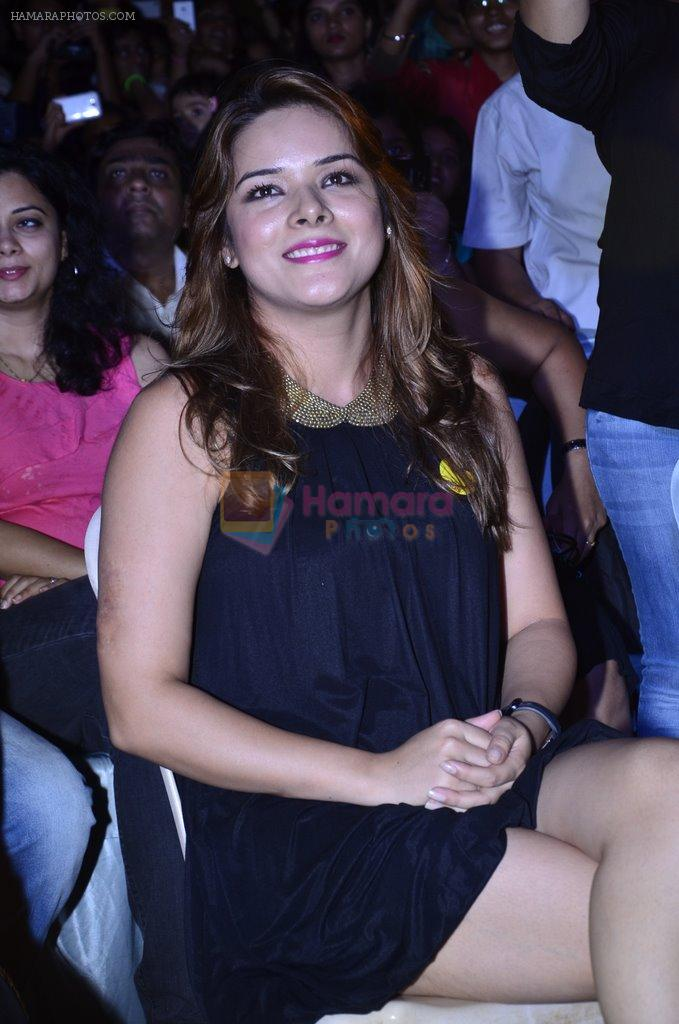 Udita Goswami at Ek Villian music concert in Mumbai on 4th June 2014