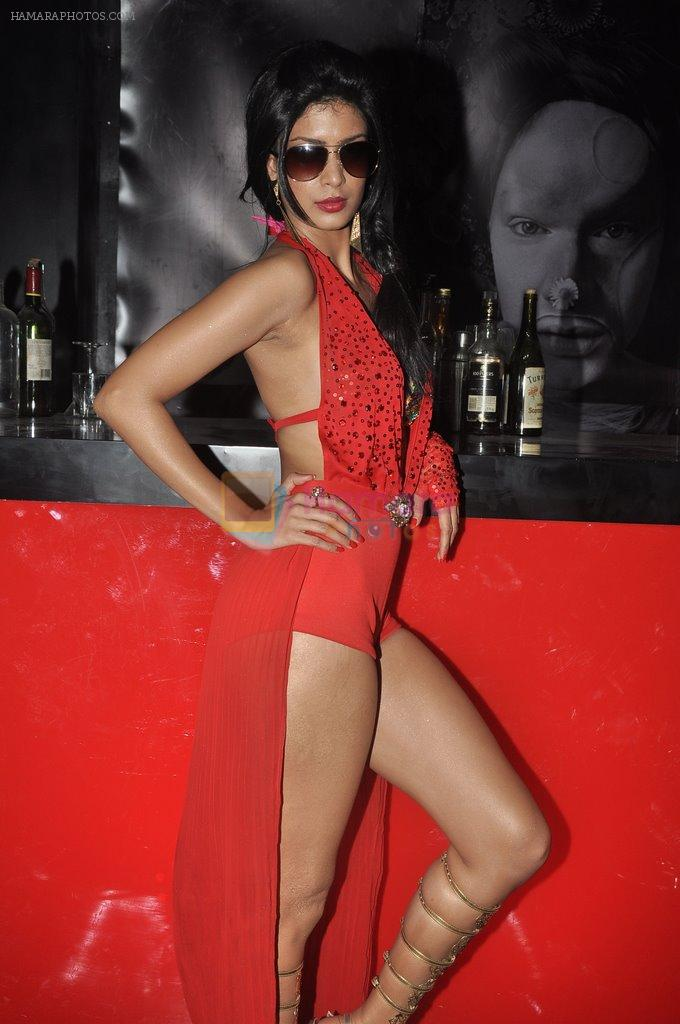 Tena Desae on location of film Sharafat Gayi Tel Lene in Andheri, Mumbai on 8th July 2014