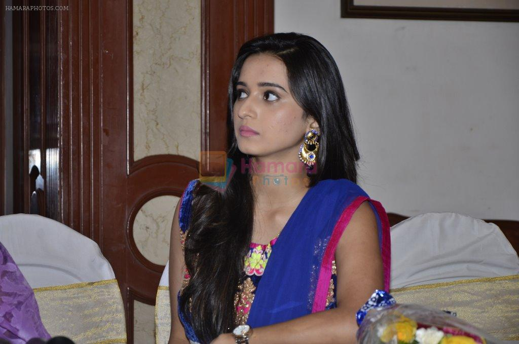 Shivani Surve at Dagdabai Chi Chawl film launch in Dadar, Mumbai on 19th July 2014