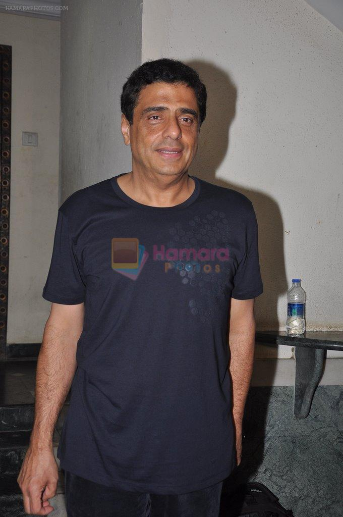 Ronnie Screwvala at Bhansali's party for Mary Kom completion in Bandra, Mumbai on 25th July 2014